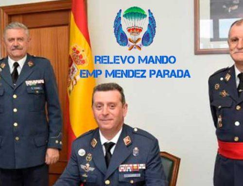 El nuevo coronel jefe de la Base Aérea de Alcantarilla, José Alberto Llopis