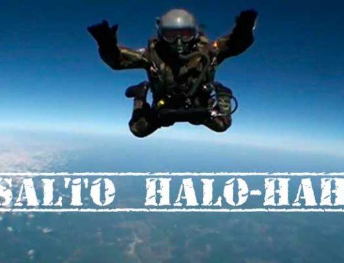 Características de los lanzamientos HALO/HAHO