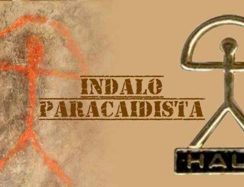 Historia del Indalo paracaidista