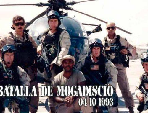 27 años de la Batalla de Mogadiscio: Black Hawk derribado
