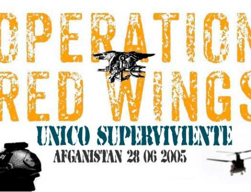 Único Superviviente: operación Red Wings del equipo 10 del Seal