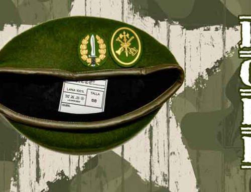 Historia de la Bandera de Operaciones Especiales de la Legión BOEL