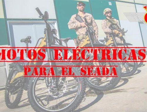 Motos eléctricas españolas para el ejército