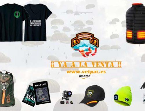 Comprar accesorios militares en VetPac