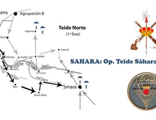 Sáhara: Operación Teide