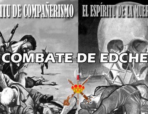 La Legión en la Guerra de Ifni Sáhara: el combate de Edchera