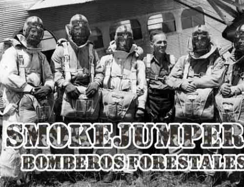 """Smokejumpers""…  bomberos paracaidistas forestales"