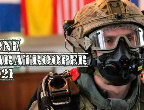 Ejercicio Lone Paratrooper 2021: Bripac CRAV-FGNE-GOE-GEO