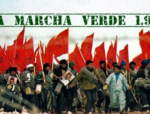 """La cesión del Sáhara español: la """"Marcha Verde"""""""