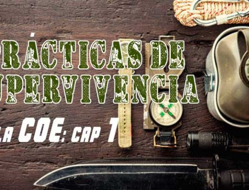 Prácticas de supervivencia en la COE: capítulo 1
