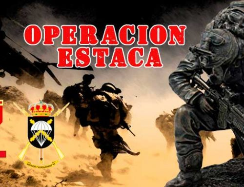 "Cruces del Mérito Militar: Operación ""Estaca"", Afganistán"