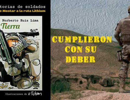 Libro Historias de soldados: de Mostar a la Ruta Lithium