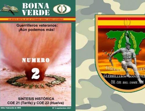 2ª edición revista Boina Verde
