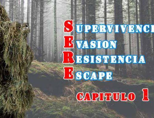1-Supervivencia, Evasión, Resistencia y Escape (SERE)