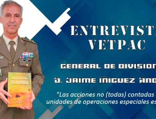 Entrevista al general de división (R) D. Jaime Íñiguez Andrade