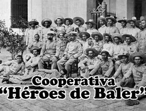 "Cooperativa ""Héroes de Baler"""